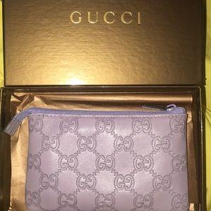 Gucci Lavender Coin purse